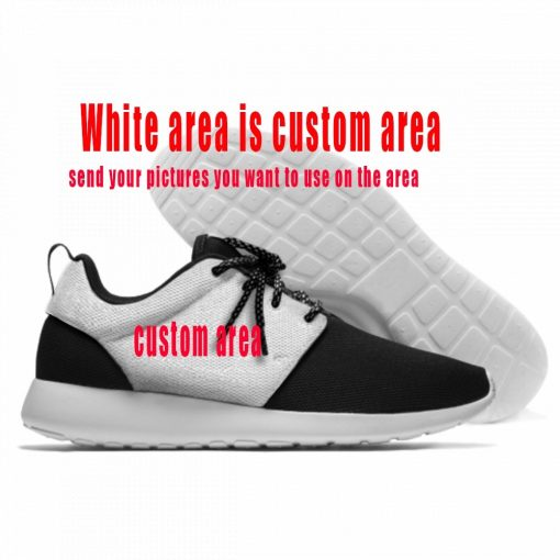 2019 Novelty Design Walking Shoes Football New Orleans NOS Summer Lightweight Casual Comfortable Breathable Shoes 5
