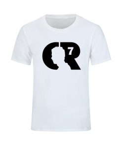 2019 Summer CR 7 World Cup Cristiano Ronaldo Men s T Shirt CR7 Custom T Shirts 1