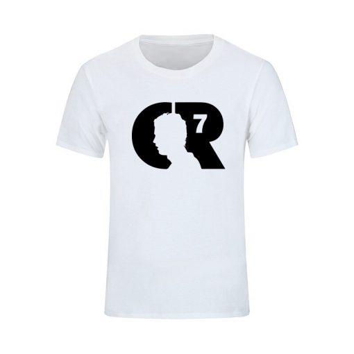 2019 Summer CR 7 World Cup Cristiano Ronaldo Men s T Shirt CR7 Custom T Shirts 1