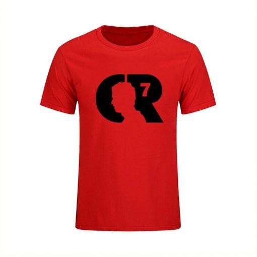 2019 Summer CR 7 World Cup Cristiano Ronaldo Men s T Shirt CR7 Custom T Shirts 3