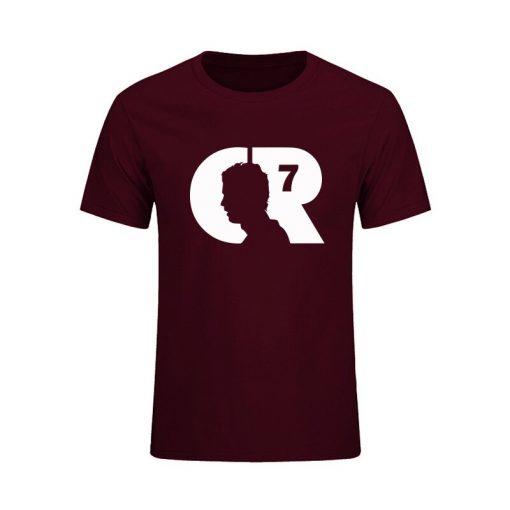 2019 Summer CR 7 World Cup Cristiano Ronaldo Men s T Shirt CR7 Custom T Shirts 5