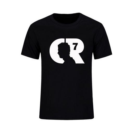 2019 Summer CR 7 World Cup Cristiano Ronaldo Men s T Shirt CR7 Custom T Shirts