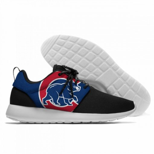 2019 Summer Cool Women Chicago Comfortable Shoes Cubs Classic Unisex Track Shoes Breathable Casual Shoes Walking 1