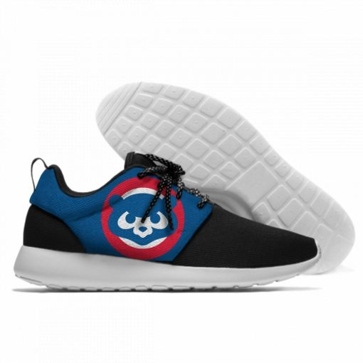 2019 Summer Cool Women Chicago Comfortable Shoes Cubs Classic Unisex Track Shoes Breathable Casual Shoes Walking