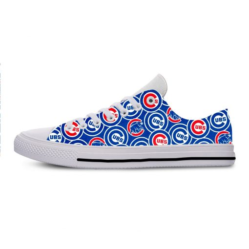 2019 Summer Cool Women Chicago Comfortable Shoes Cubs Classic Unisex Track Shoes Casual Shoes Walking Sneakers