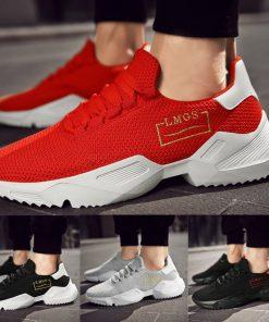 2019 Summer men s basketball shoes breathable sneakers thick bottom non slip basketball shoes jordan comfortable 1