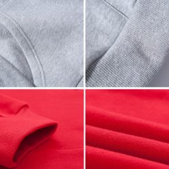 2020 Autumn Hip Hop Fashion Sweatshirt Wolf Cool Casual Fleece Warm Mens Streetwear Game Of Thrones 4
