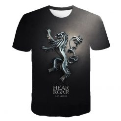 2020 Game Of Thrones Night King T Shirt 2019 New streetwear men s short sleeved T 1
