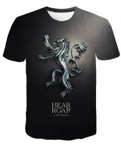 2020 Game Of Thrones Night King T Shirt 2019 New streetwear men s short sleeved T 1