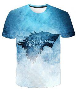 2020 Game Of Thrones Night King T Shirt 2019 New streetwear men s short sleeved T 5
