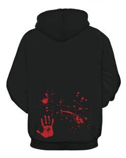 2020 New Funny Walking Dead Christmas 3d Print Hoodies Sweatshirts Men women Graphics Jackets Winter Casual 1