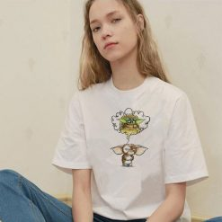 2020 New Star Wars Baby Yoda Cute T shirt Women Yoda Tshirts Female Funny Mandalorian Tee