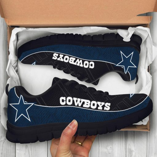 2020 custom Dallas Cowboy fans Sneakers men sport air FREE causal shoes Women Ladies Sneakers leisure