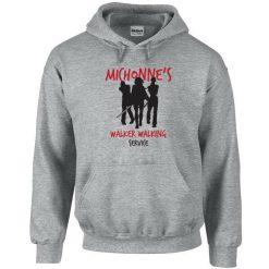 254m walking service hoodie zombie apocalypse TV dead men long sleeve gym jogger winter summer coat