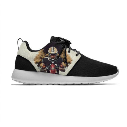 Alvin Kamara New Orleans Football Star Fans Lightweight Sport Running Mesh Shoes Men Women Casual Breathable 1