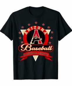 Arizona 1998 Diamondback Baseball T Shirt