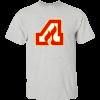 Atlanta Flames Hockey Hawks Braves Retro Logo G200 glidan Ultra Cotton T ShTops wholesale Tee custom