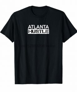Atlanta Hustle Georgia Pride Brave the City A Town T Shirt 2846