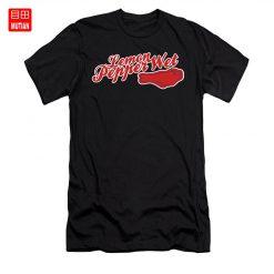 Atlanta Lemon Pepper Wet T Shirt atlanta baseball braves atl hot food city 1