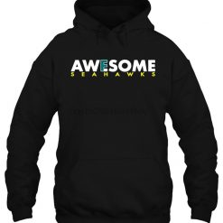 Awesome Seahawks Women Streetwear men women Hoodies Sweatshirts