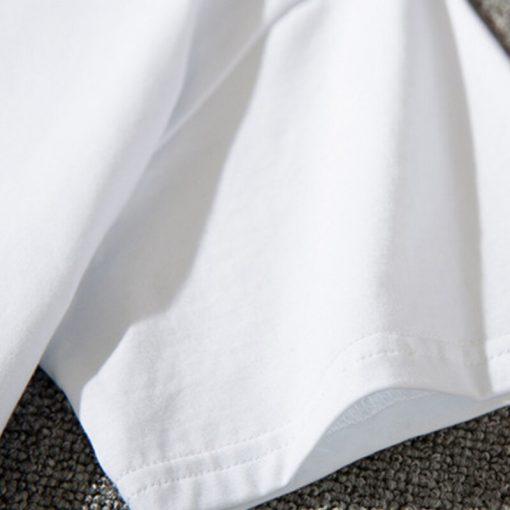 Baby Yoda Mandalorian Men T Shirt Harajuku Star Wars T Shirt Hip Hop Men Top Tees 4