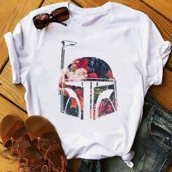 Baby Yoda Mandalorian t shirt men women Harajuku Star Wars t shirt moive graphic tees men