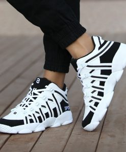 Basket Homme 2018 Outdoor Basketball Shoes Men s Cement Wear resistant Anti skid Training Sneaker Basketball