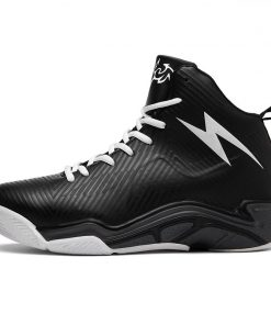 Basketball Shoes Women Breathable Outdoor Mens Basketball Sneakers 2
