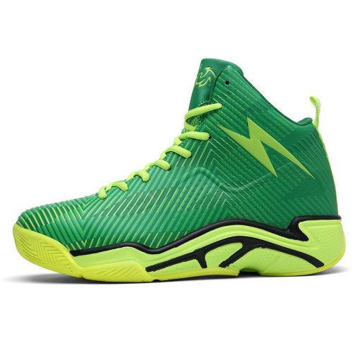 Basketball Shoes Women Breathable Outdoor Mens Basketball Sneakers 3