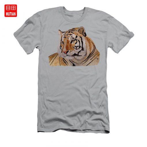 Bengal Tiger T Shirt tiger panthera tigris tigris panthera tigris detroit wildlife wild animals big cats 1