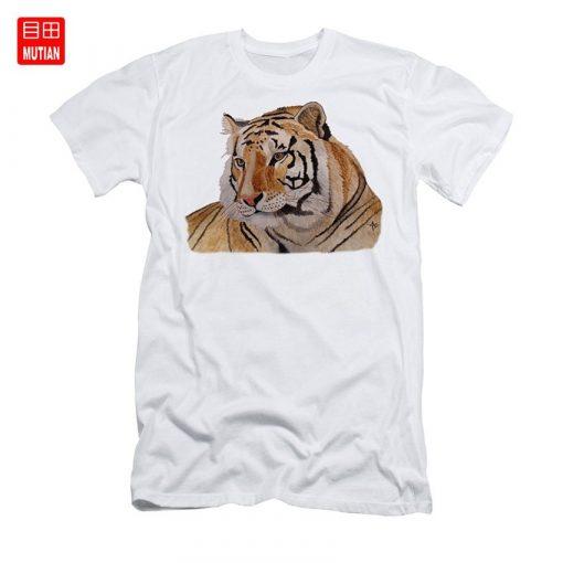 Bengal Tiger T Shirt tiger panthera tigris tigris panthera tigris detroit wildlife wild animals big cats