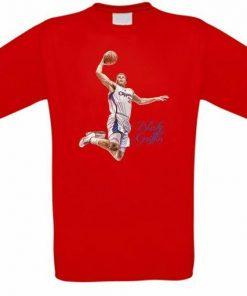 Blake Griffin Clippers LA Basketball T Shirt alle Grosen NEU
