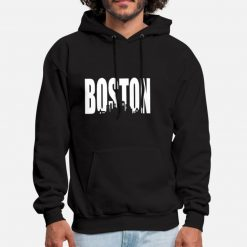 Boston Hoodie Boston Gift Idea Usa America