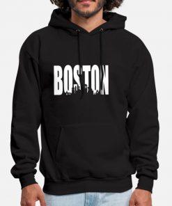 Boston Hoodie Boston Gift Idea Usa America