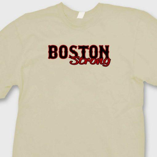 Boston Strong 2013 Red Sox World Series T Shirt 2013 Marathon Tee Shirt