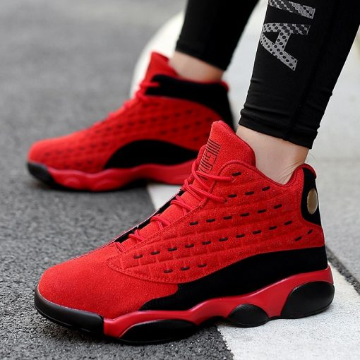 Boys Men Basketball Shoes 2019 New Brand Basketball Sneakers Men Non slip Retro Jordan Shoes Basket 2