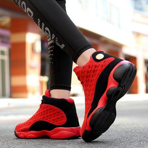 Boys Men Basketball Shoes 2019 New Brand Basketball Sneakers Men Non slip Retro Jordan Shoes Basket 3