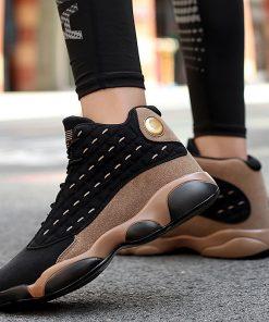 Boys Men Basketball Shoes 2019 New Brand Basketball Sneakers Men Non slip Retro Jordan Shoes Basket 5