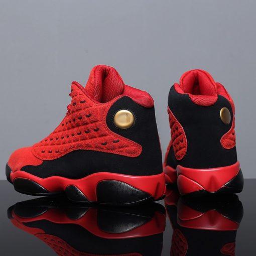 Boys Men Basketball Shoes 2019 New Brand Basketball Sneakers Men Non slip Retro Jordan Shoes Basket