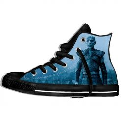 Brand Game Of Thrones Shoes The Film Funny Sneakers 3d Plimsolls High top sneakers Men Hip 4