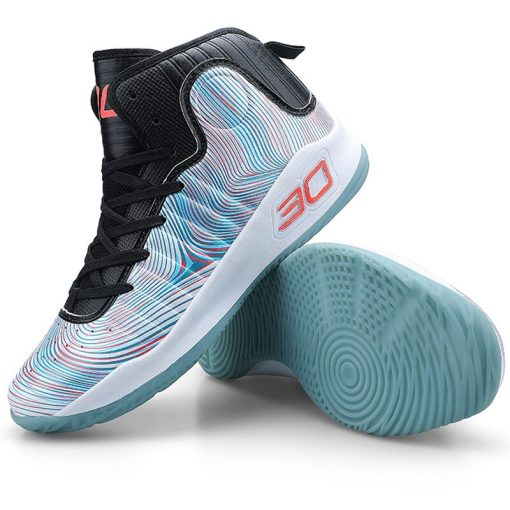 Brand Men Basketball Shoes High Top Non slip Superstar Sneakers Footwear Male Sports Shoes Outdoor Men 1