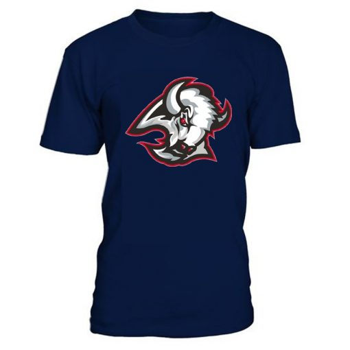 COLDOUTDOOR High quality cheap Breathable Buffalo ice Hockey Fans Men s T Shirts With Printing cartoon 1