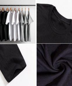 Carolina Streetwear Harajuku 100 Cotton Men S Tshirt Panthers Friday The 13Th Tshirts 3