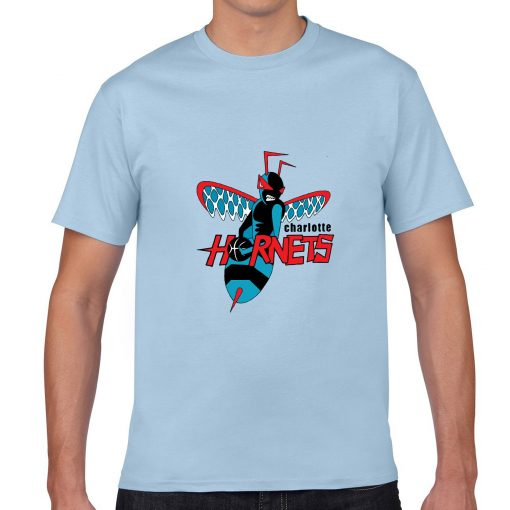 Cartoon Design Charlotte Hornets Men Basketball Jersey Tee Shirts Fashion Man streetwear tshirt 1