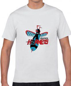 Cartoon Design Charlotte Hornets Men Basketball Jersey Tee Shirts Fashion Man streetwear tshirt 2