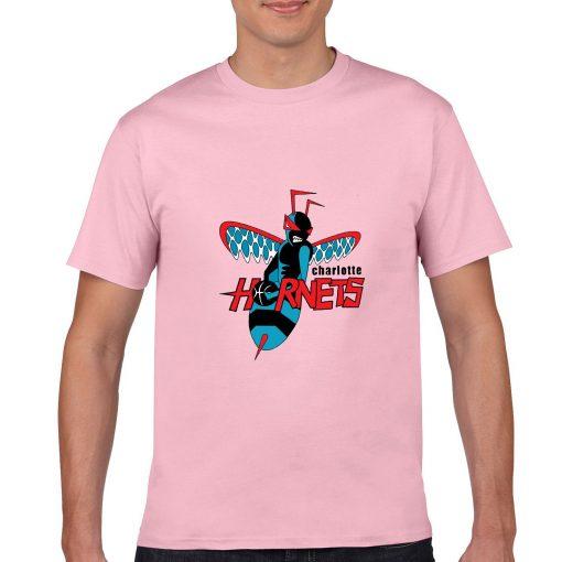 Cartoon Design Charlotte Hornets Men Basketball Jersey Tee Shirts Fashion Man streetwear tshirt 4