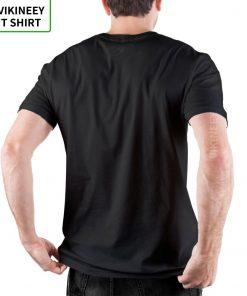 Ceno Bites T Shirts Men 100 Cotton T Shirt Horror Movie Scary Friday the 13th Jason 1