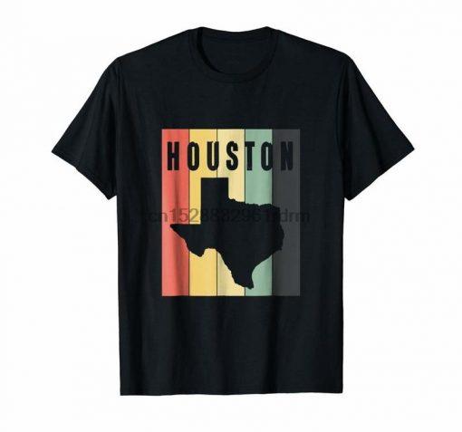 Clothing Houston Baseball Throwback Retro Astro Stripe 2018 Tee 2555