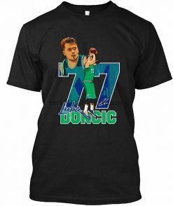 Clothing Luka Doncic T Shirt