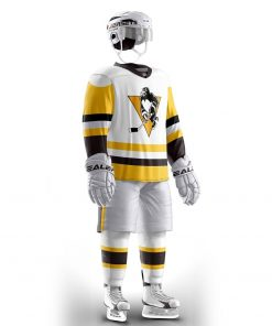 Cool Hockey free shipping Pittsburgh Penguin ice hockey jersey s Training wear in stock customized 1